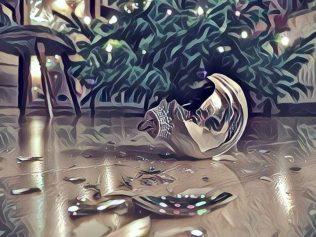 Bitcoin koersval vlak voor kerst
